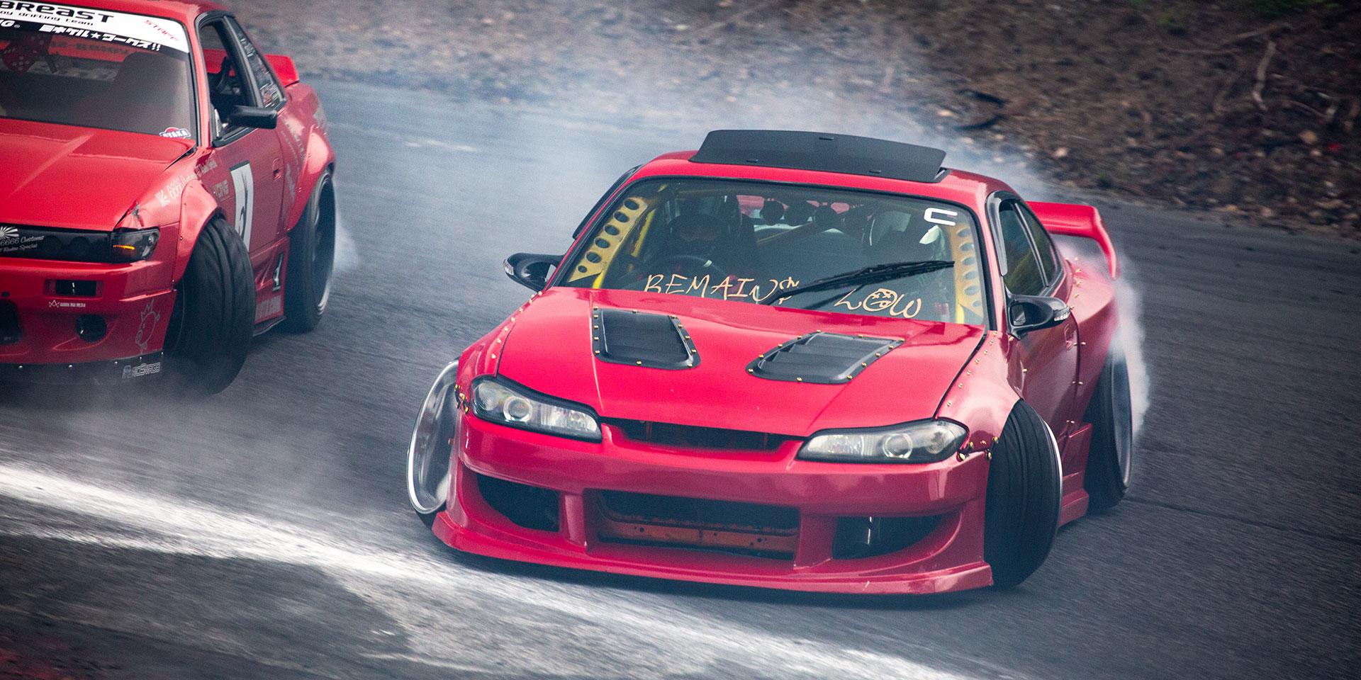 Oshimayou S15 Drift